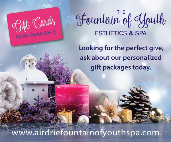 Spa Gift Packages Airdrie